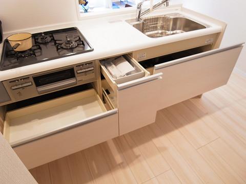 ニックハイム中目黒 キッチン