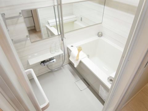 GSハイム築地 バスルーム