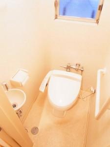 秀和狸穴レジデンス トイレ