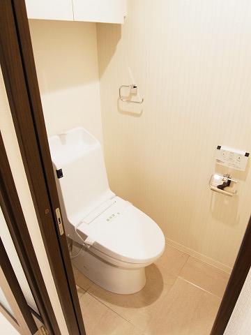 ライオンズマンション八重洲 トイレ