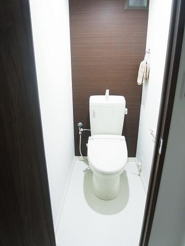 ラルゴ芦花公園 トイレ