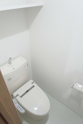 日興ロイヤルパレス一番町 トイレ