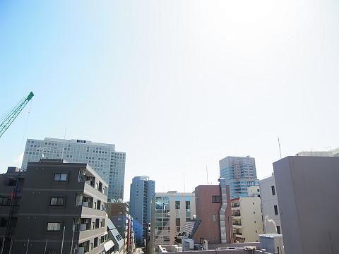 光建ハイム日本橋 眺望