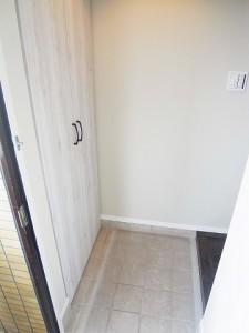 ヴェラハイツ洗足 玄関