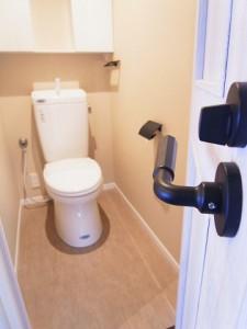 ヴェラハイツ洗足 トイレ