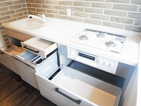 ヴェラハイツ洗足 キッチン