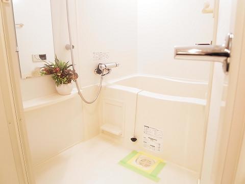 フィース駒込六義園 バスルーム