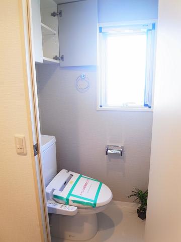フィース駒込六義園 トイレ