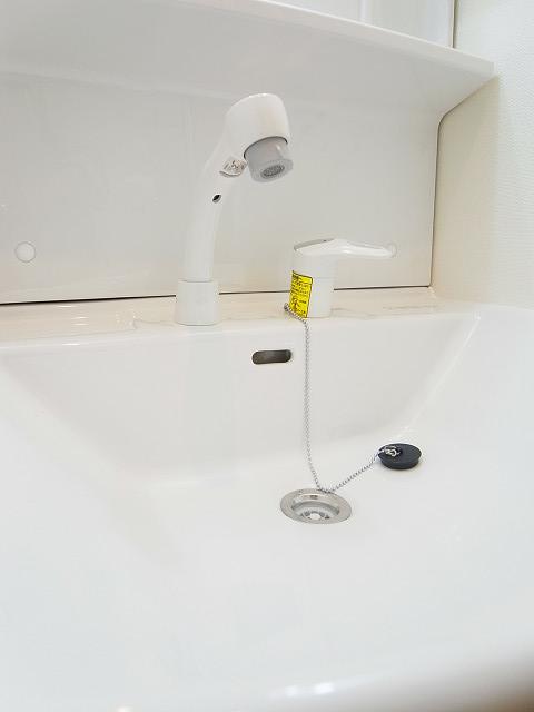 新宿フラワーハイホーム 洗面台