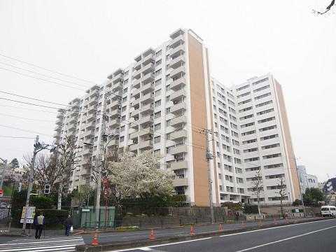 高田馬場住宅 外観