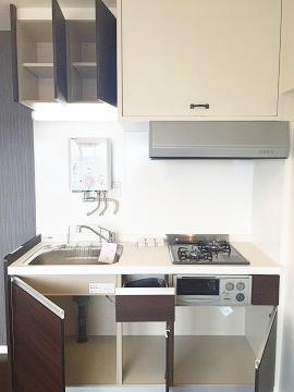 高田馬場住宅 キッチン