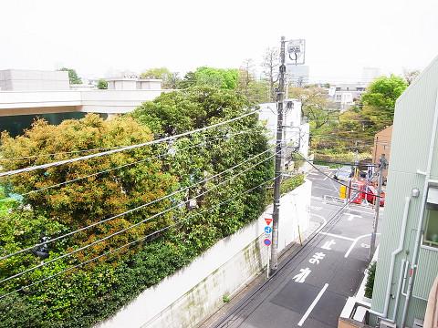 松濤マンション 眺望