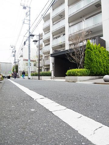 パイロットハウス北新宿 周辺