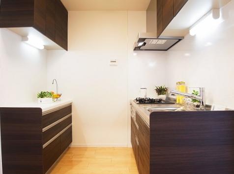 千歳台ヒミコハビタット キッチン