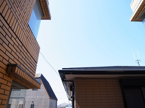 千歳台ヒミコハビタット 眺望