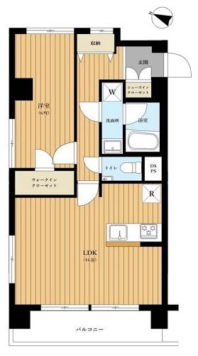 募集中 301号室(1LDK/53.46㎡)4,380万円