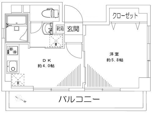 募集中 904号室(1DK/30.08㎡)2,298万円