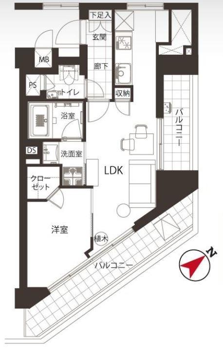 募集中 801号室(1LDK/36.88㎡)3,280万円【PRICE DOWN】