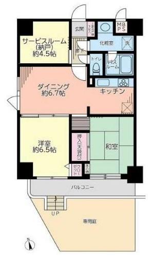 募集中 101号室(2SDK/59.40㎡)5,480万円