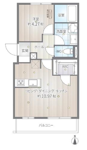 募集中 401号室(1LDK/36.92㎡)2,680万円