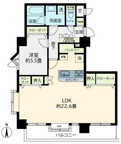 募集中 802号室(3LDK/70.39㎡)4,790万円